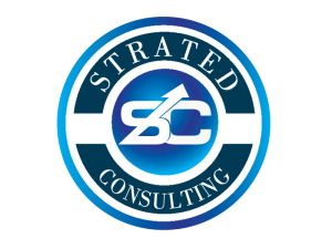 Strated Consulting logo